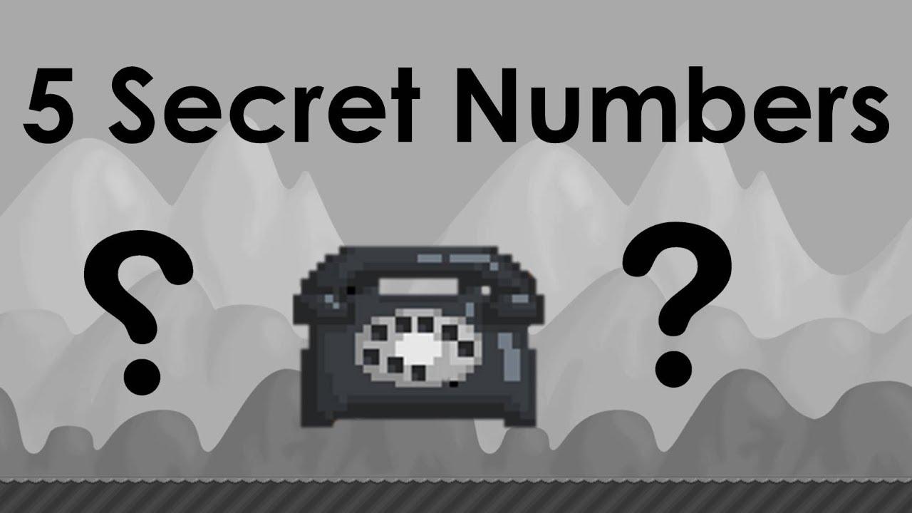 5 Secret Numbers - Growtopia - YouTube