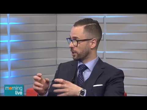 Michael St. Jean' Interview on CHCH Morning Live discussing Ontario's Fair Housing Plan.