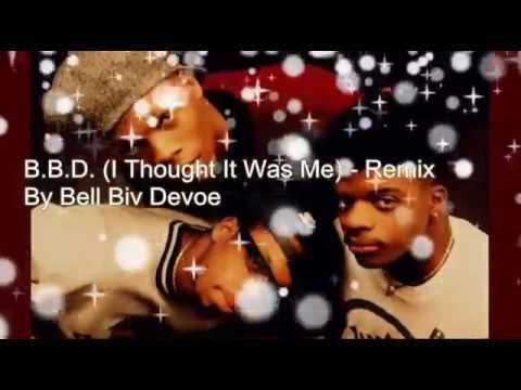 Bell Biv Devoe - BBD (I Thought It Was Me) Wolf & Epic remix - GANGSTAOKE Karaoke lyrics