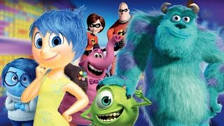 Ranking Pixar's Movies From Worst to Best