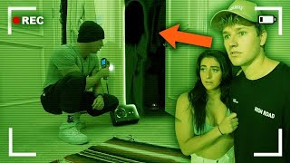 I Hired REAL Ghost Hunters to Investigate the House...