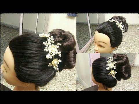 artificial juda kaise lagaye || artificial hair juda || juda hairstyle || fancy juda