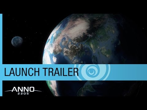 Anno 2205 Launch Trailer [US]