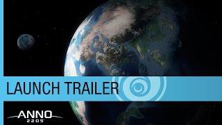 Anno 2205 Launch Trailer [US]