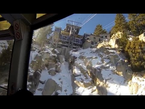 Palm Springs Aerial Tram Best Quality - 1080 wide.wmv