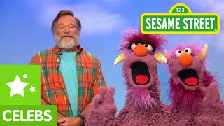 Repeat youtube video Sesame Street: Robin Williams: Conflict