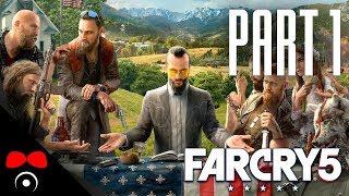 HODINOVÝ OTVÍRÁK! | Far Cry 5 #1