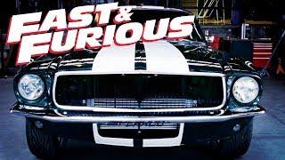 Die 5 besten Fast & Furious Autos | RB Engineering | Ford Mustang