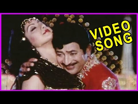 Raani Vaasana O Rama Chilakaa - Jayam Manade Telugu Video Songs - Krishna , Sridevi
