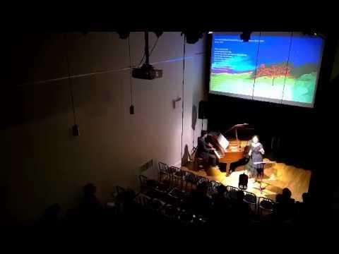 Ernesto Cordero: Cinco canciones antillanas
