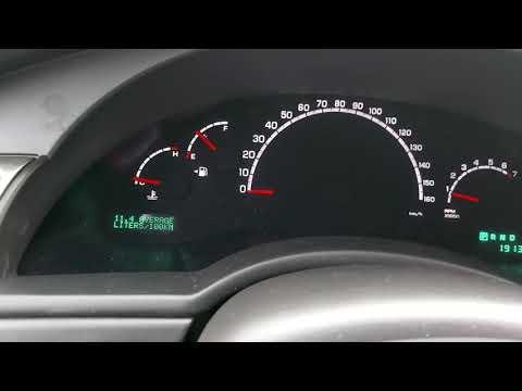 Chrysler Pacifica  Крайслер пацифика как скинуть расход бензина(топлива) на бортовике