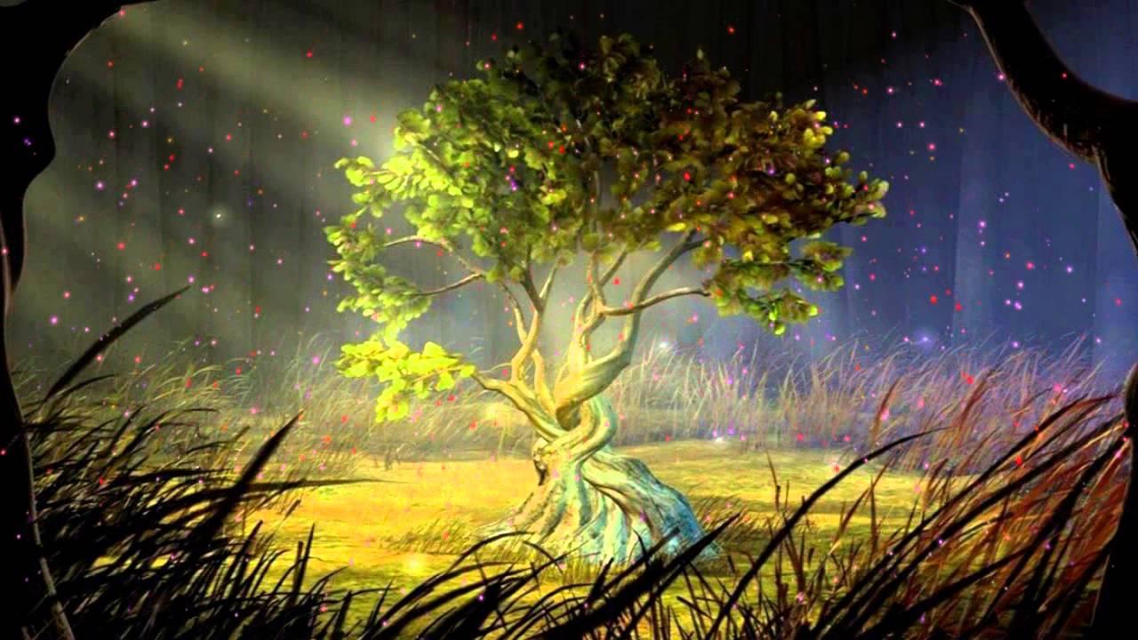 Mystic Tree FREE Video Background 1080p HD - YouTube