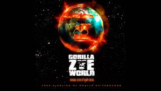 Gorilla Zoe - Man On The Moon (Feat. B.o.B)