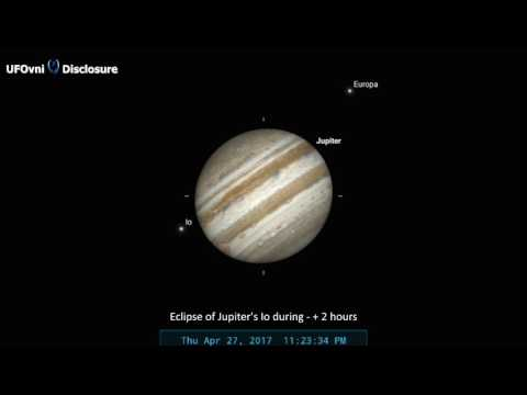 Best Telescopes For Beginners - Jupiter And Io, Eclipse...