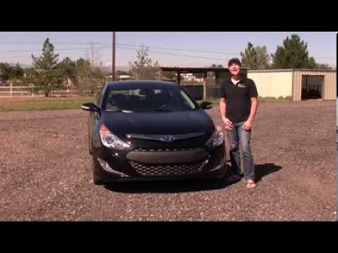 Real First Impressions Video: 2013 Hyundai Sonata Hybrid Limited