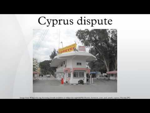 Cyprus dispute