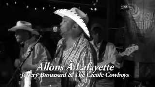Allons À Lafayette (at Blue Moon Saloon) Jeffery Broussard