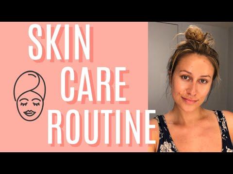 My Skin Care Routine (Acne + Oily Skin) thumbnail