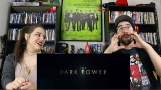 The Dark Tower - Official Trailer Reaction / Review