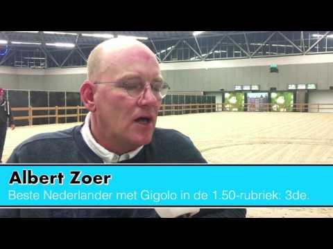 Albert Zoer - Jumping Amsterdam (Hoefslag)