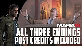 MAFIA 3 All Endings - Take the Throne or Leave Town (Final Mission + Post-Credits) Mp3