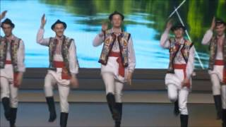 Moldova Performance Traditional Folk Dance IFLC 2016