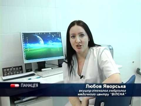 Учебное видео осмотра у гинеколога