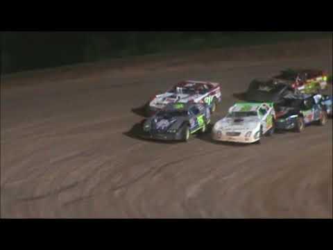 Jason Fosnaught Feature Lernerville Speedway 7/13/18