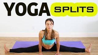 Yoga For Splits - Hamstring & Inner Thigh Flexibility Flow
