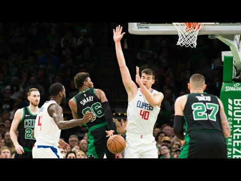 LA Clippers vs Boston Celtics 1st Half Highlights| 2/9/2019
