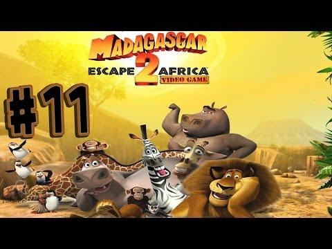 Madagascar: Escape 2 Africa - Walkthrough - Part 11 - Penguin Caper (PC) [HD]