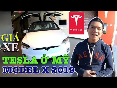 GIÁ XE TESLA 2019 Ở MỸ - ATLANTA, USA    CÁC DÒNG XE TESLA MODEL X, MODEL S, MODEL 3