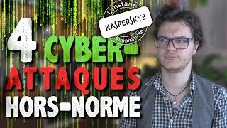 CHRIS : 4 Cyber-Attaques Hors-Norme