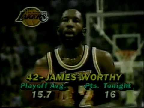 1984 NBA Finals Game 2 Celtics vs Lakers PART 2