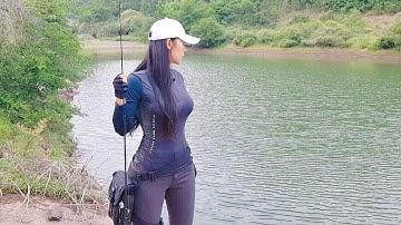 [SUB] 30분 만에 이렇게 잘 나온다고?! 30minutes fishing challenge! 배스 낚시!
