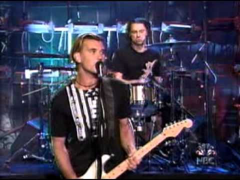 Bush - The People That We Love (LIVE on Leno)