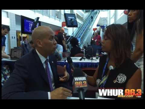 Cory Booker Interview
