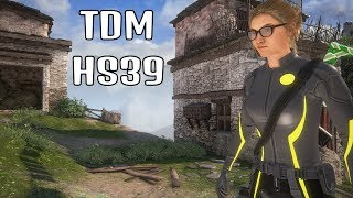 uncharted 4 multiplayer tdm hs39 14 2