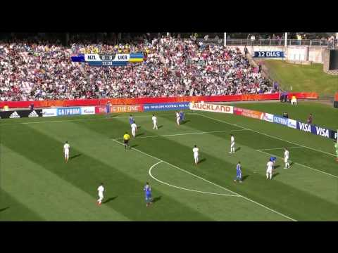 New Zealand x Ukraine u20 Fifa World Cup 1st half