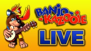 BANJO KAZOOIE! - Getting JIGGY! LIVE [feat. Jake]
