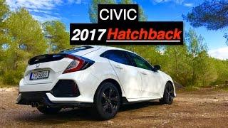 2017 Honda Civic Hatchback Review - Inside Lane