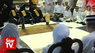 Sultan Ahmad Shah laid to rest