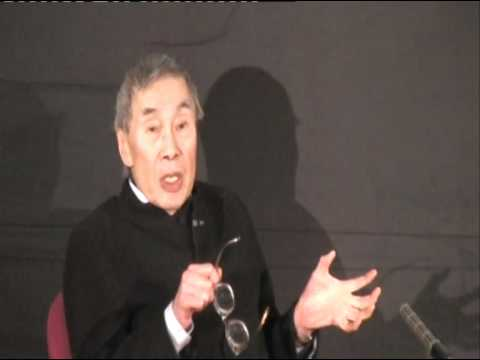 Burt Kwouk at The Cinema Museum 2010