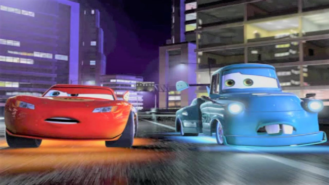 Disney Pixar Cars Toon Mater's Tall Tales