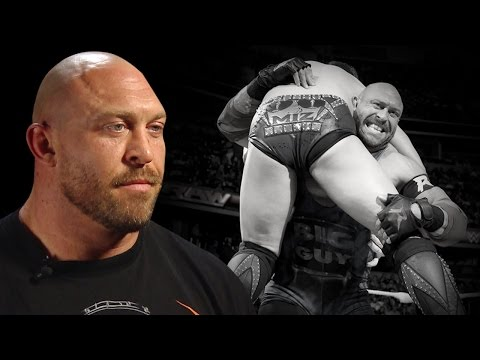 Ryback discusses his defense of the Intercontinental Championship:   July 1, 2015