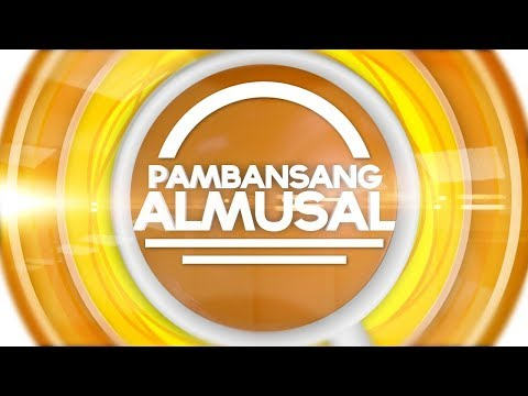 WATCH: Pambansang Almusal - March 26, 2019
