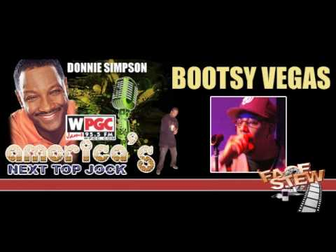 WPGC 95.5 - Bootsy Vegas Audition Tape for the Donnie Simpson Morning Show