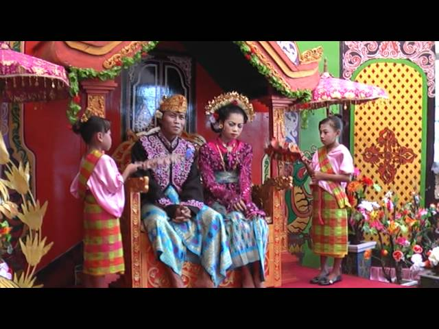 Mariage Sasak - Lombok Travel Video