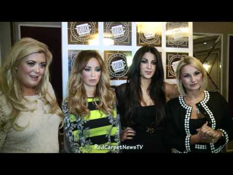 The Only Way Is Essex Interview - TRIC Awards 2012