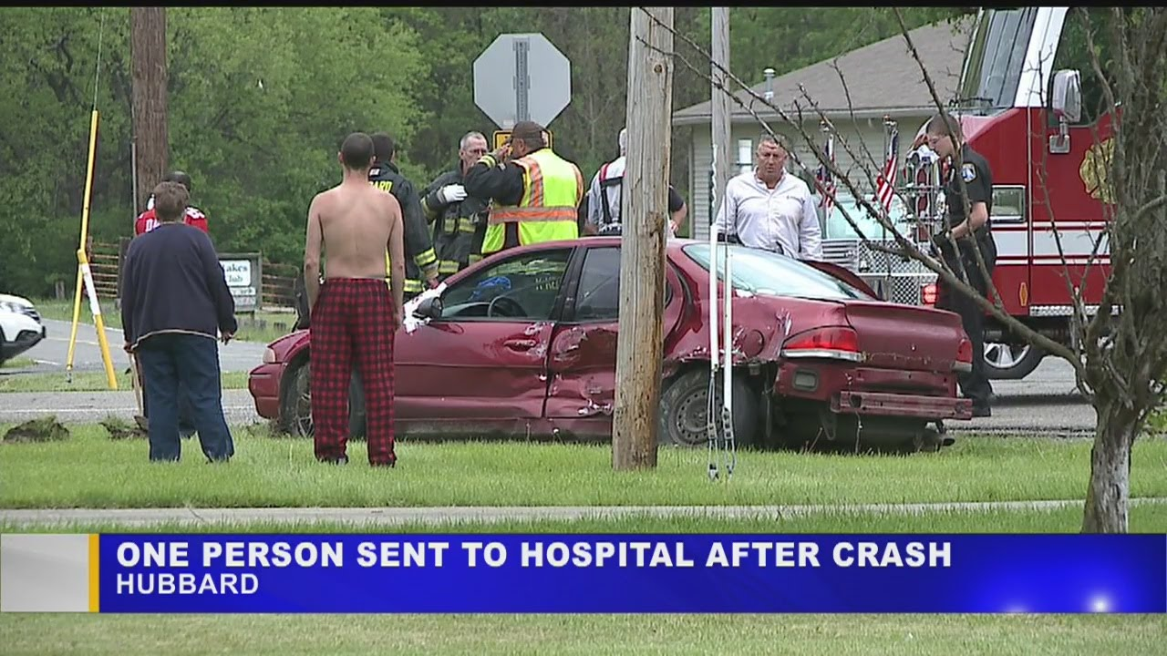 Car crash in Hubbard causes 4-year-old to fall unconscious